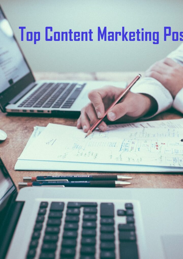Top Content Marketing Posts of The Week