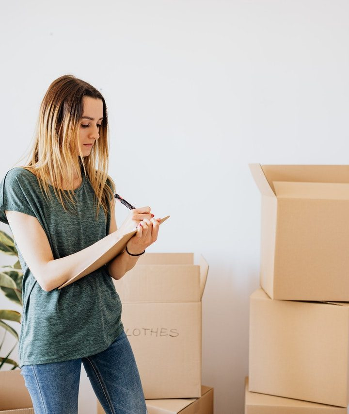 The Art of Moving Goods without Scratch or Issue Free