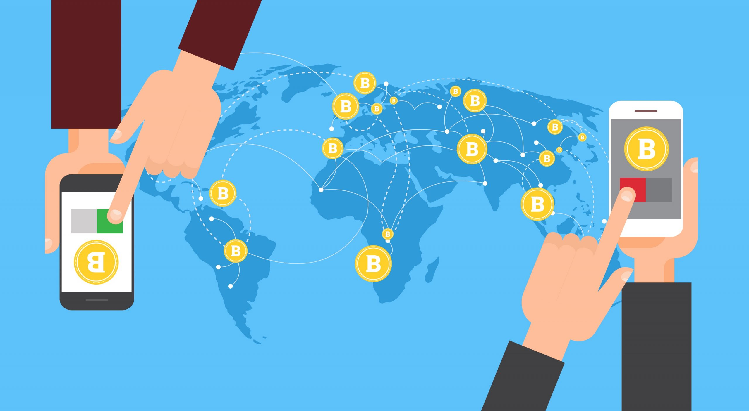 5 Advantages of cryptocurrency as a financial medium