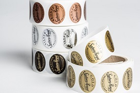 Roll form labels and its features