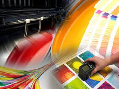 Offset printing press in Lahore