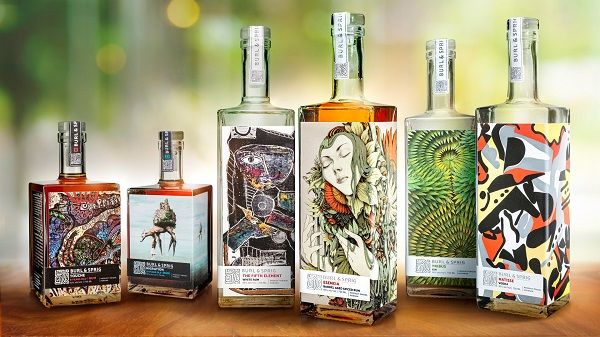 The Artistry of French Vodka