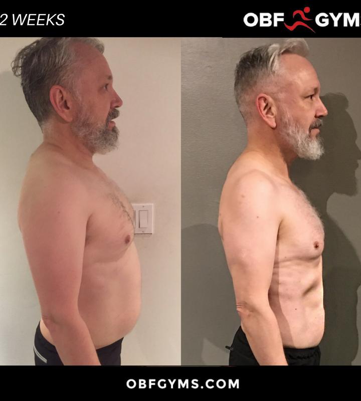 12 Week Body Transformation   Personal Training   OBFGYMS