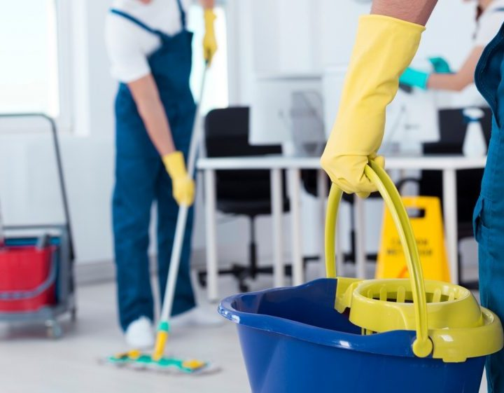 Importance Of Commercial Cleaning Companies For Office Cleaning Dallas